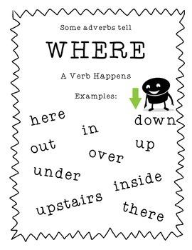 Adverbs Fun