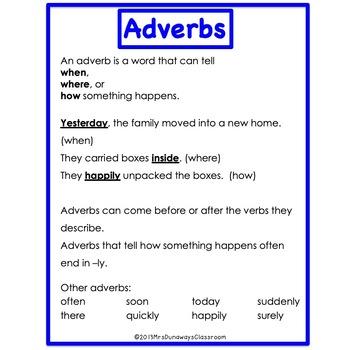 Adverbs:  Good-Bye, 382 Shin Dang Dong
