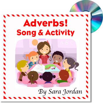 """Adverbs!"" - MP3 Song w/ Lyrics & Activity Teaching Grammar"