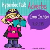 Adverbs Hyperdoc