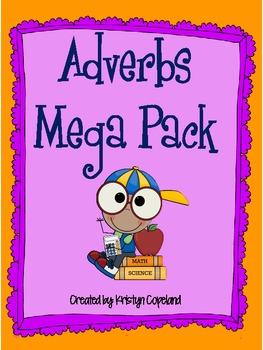 Adverbs Mega Pack