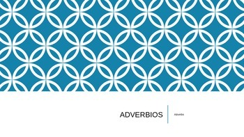 Adverbs Preview