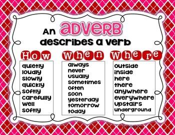 Adverbs QR Code Center