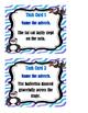 Adverbs - Task Cards