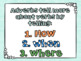 Adverbs Tell How, When, and Where