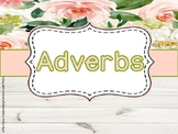 Adverbs! Third Grade: Common Core!!