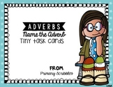 Adverbs Tiny Task Cards