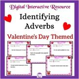 Identifying Adverbs Digital Interactive Task Cards