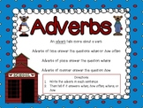 Adverbs - When, How Often, Where, or How?