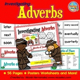 Adverbs - How, When, Where, How Often or To What Degree? R