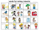 Adverbs Word List - Writing Center