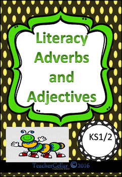 Looking at the difference between Adverbs and Adjectives Workbook