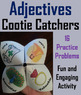 Adverbs and Adjectives Activities Bundle 3rd 4th 5th Grade