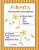 Adverbs for Primary Grades