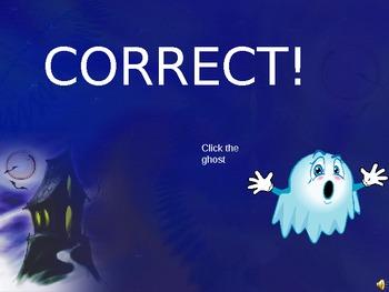 Adverbs--halloween powerpoint