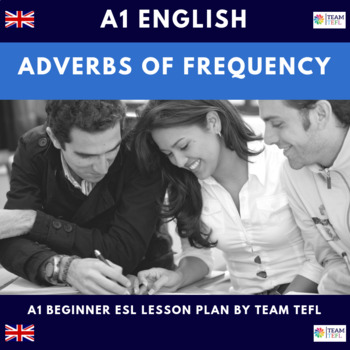 Adverbs of Frequency A1 Beginner Lesson Plan For ESL