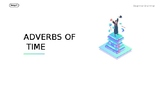 Adverbs of Time Powerpoint
