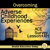 Adverse Childhood Experiences-ACE Survey + Lesson Plans for Overcoming Hardships