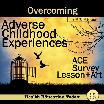 Adverse Childhood Experiences ACE Survey Lesson Plans For Overcoming Hardships