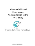 Adverse Childhood Experiences and Building Resilience