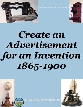 Advertisement for an Invention from 1865-1900