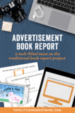 Advertising Book Report Project