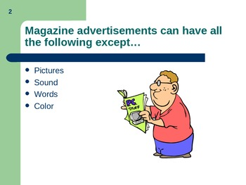 Advertising Comprehension