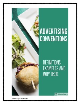 Advertising Conventions Booklet
