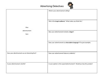Advertising Detectives