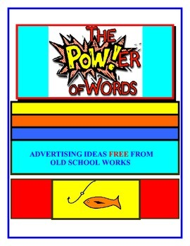 The Power of Words    Advertising Ideas