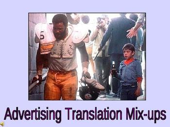Advertising Mixups in Translation