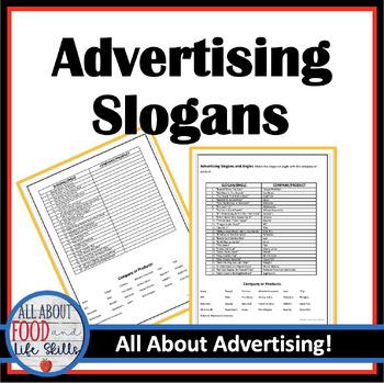 Advertising Slogans FACS, FCS