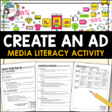 Advertising Techniques - Create An Ad - Media Literacy