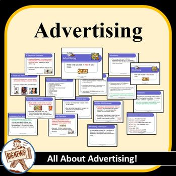 Advertising Techniques with Video Link Examples