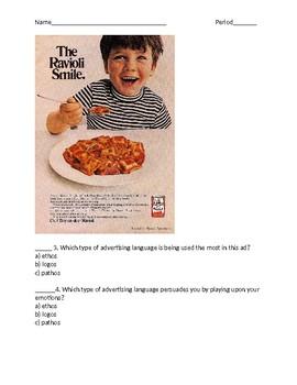 Advertising Test