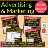 Advertising and Marketing BUNDLE (DISTANCE LEARNING supported)