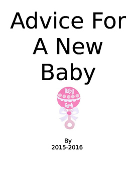 Advice for a New Baby