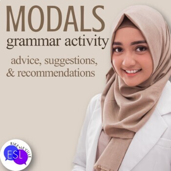 Modals: Grammar Activity
