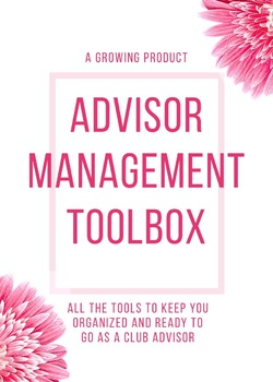 Advisor Management Toolbox