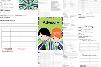 Advisory Binder