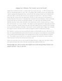 Advisory Group Series - Judging Amy  Child Custody