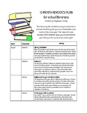 Advocacy Plan for School Librarians