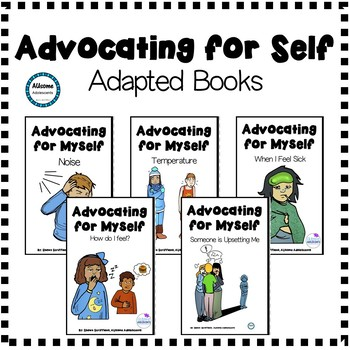 Advocating for Self Adapted Books (special education/autism)