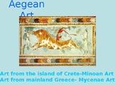 Aegean Art History