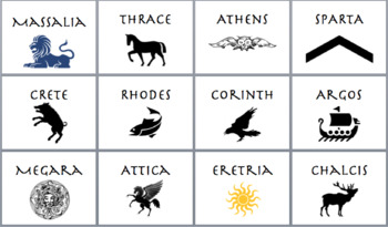 Aegean Sea - Ancient Greek City-State Trading Game/Simulation