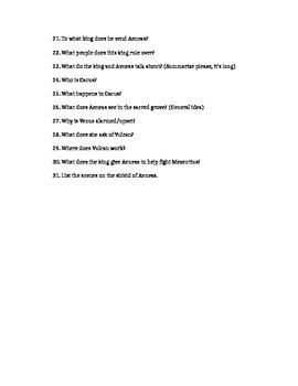 Aeneid Book 7 & 8