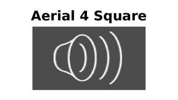 Aerial 4 Square