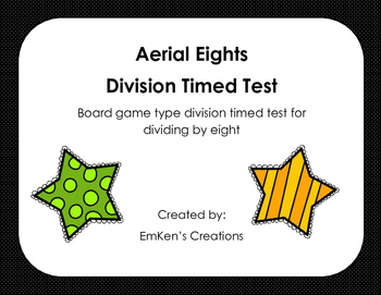 Aerial Eights Division Timed Test