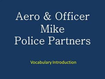 Aero & Officer Mike Vocabulary