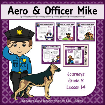 Aero and Officer Mike BUNDLE